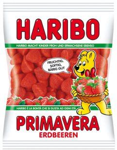 Haribo Primavera Erdbeeren 100 Gramm