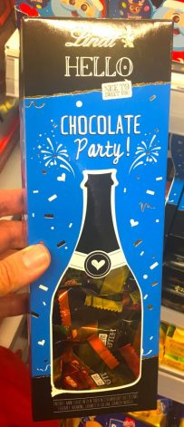 Lindt Hello Chocolate Party