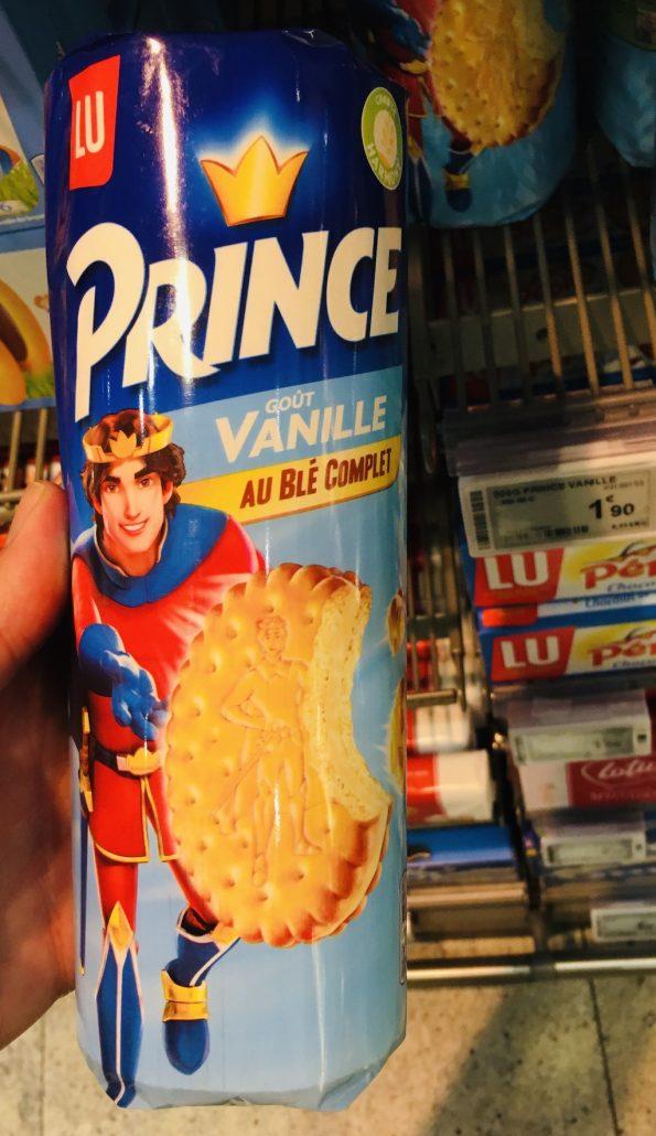 Lu Prince Gout Vanille Doppelkeks
