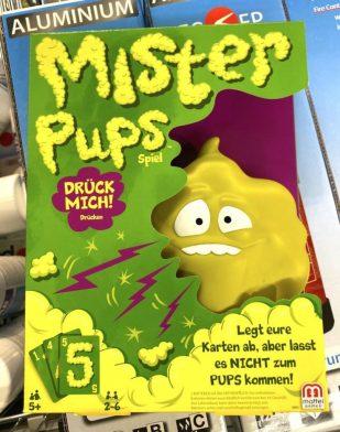 Mattel Games Spiel Mister Pups