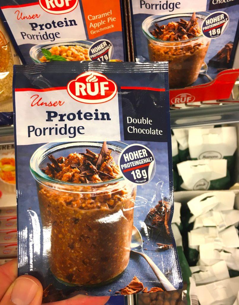RUF unser Protein Porridge Double Chocolate
