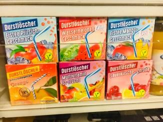 riha WeserGold Getränke GmbH Durstlöscher Getränke im Karton