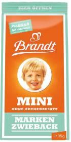 Brandt Mini ohne Zuckerzusatz 95 Gramm
