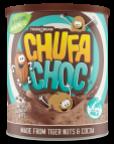 Chufa Choc: Getränkepulver aus Kakao und Erdmandelmilch.