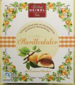 Confiserie Heindl Marillentaler Die Lust am Naschen! Vollmilch-Schokolade mit Marillenfüllung auf feinstem Marzipanboden