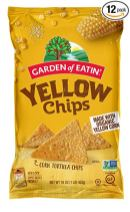 Garden of Eatin Yellow Chips Corn Tortilla Chips 453 Gramm