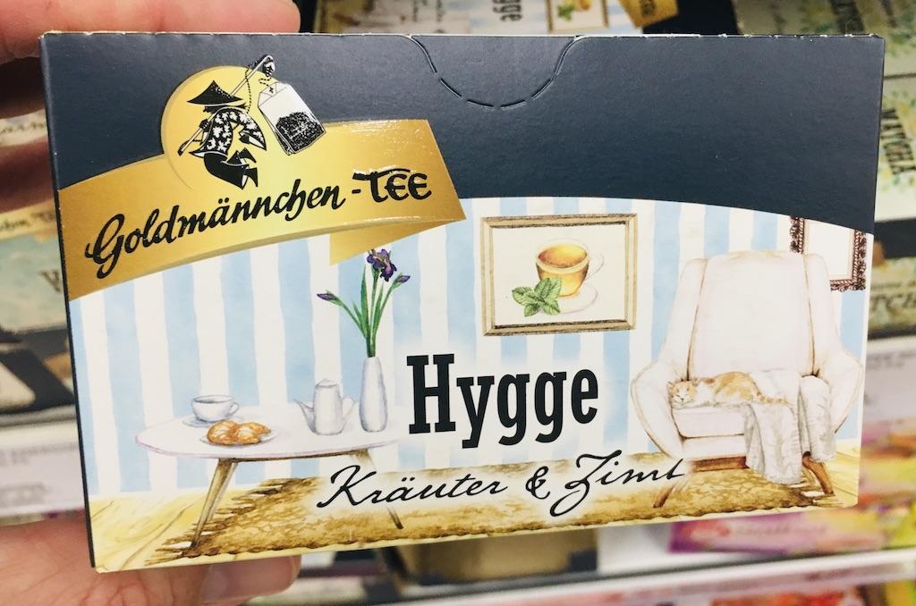 Goldmännchen-Tee Hygge Kräuter+Zimt