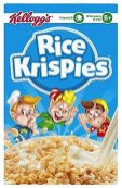 Kellogg's Rice Krispies Cerealien