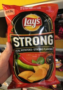 Lays Strong Chilli-Lime Chips