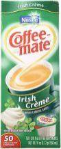 Nestlé Coffeemate Irish Crème 50c11 ml Creamers