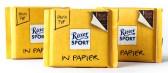 Ritter Sport in Papier Prototypen