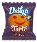 Einzeln verpacktes Tarte von Daily'n ohne Palmöl.