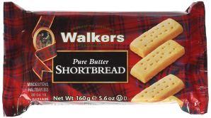 Walkers Shortbread klassisch 160 Gramm