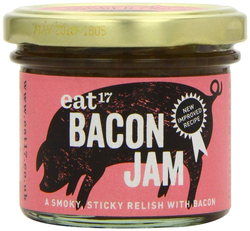 eat17 Bacon Jam Smoky-Sticky Relish with Bacon