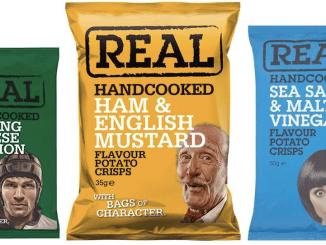 real handcooked Collage Durchschnittsmensch