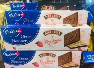 Bahlsen ohne Gleichen Baileys Strawberies+Cream Kekse