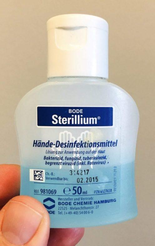 Bode Sterilium Hände-Desinfketionsmittel 50ml