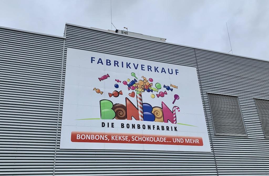 Bonbonfabrik Werksverkauf Boitzenburg SweetTec