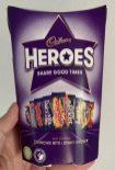 Cadbury Heroes Now Starring Crunchie Bits + Dinky Decker
