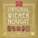 Confiserie Heindl Original Winer Nougat Die Lust am Naschen 215G Gold-Verpackung