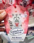 Dresdner Essenz Naturell Von Herzen mit fruchtig-vitalisierendem Duft Waschbär-Motiv