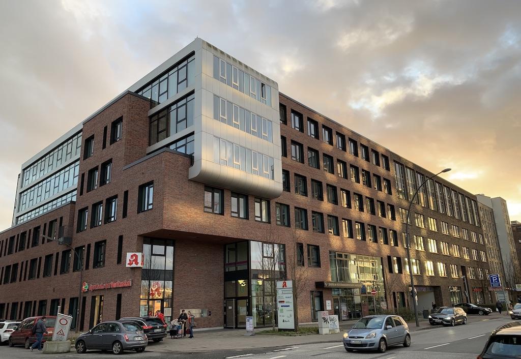 ElbLoge Veritaskai Hamburg