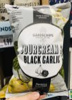 Gardschip SourCream+Black Garlic