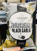Gardschip SourCream+Black Garlic