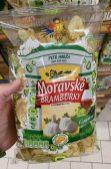Hobza Kartoffelchips Knoblauch