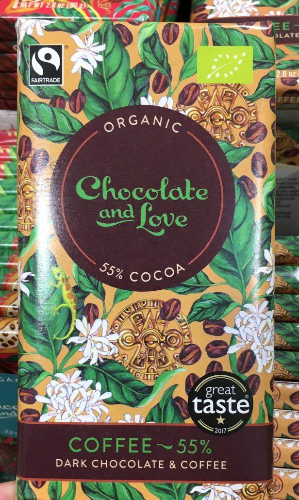 Organic Chocolate and Love Coffee Tschechien