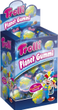 Trolli Planet-Gummi Thekendisplay