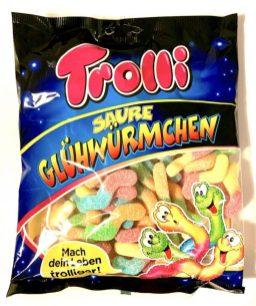 Trolli Saure Glühwürmchen 500 Gramm