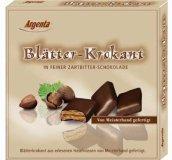 Argenta Blätter-Krokant in feiner Zartbitter Schokolade von Meisterhand gefertigt