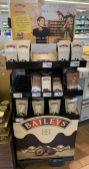 Bailey's POS-Display Zweitplatzierung Schokolade-Pralinen
