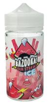 Bazooka! Sour Straws ICE Watermelon e-liquid 200ml