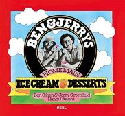 Ben & Jerry's Homemade Ice Cream+Desserts Cookbook