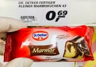 Dr. Oetker Fertiger Kleiner Mini-Marmorkuchen