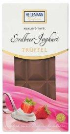 Heilemann Praliné-Tafel Erdbeer-Joghurt Trüffel
