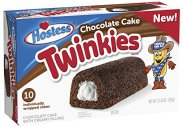 Hostess Twikies Chocolate Cake