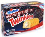 Hostess Twinkies Red-White+Blue 10er