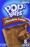Kellogg's Pop-Tarts Frosted Chocolate Fudge 8er