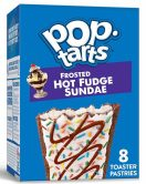 Kellogg's Pop-Tarts Frosted Hot Fudge Sundae 8er