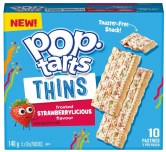 Kellogg's Pop-Tarts Thins Frosted Strawberrylicious 140G 10er