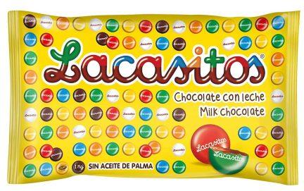 Lacasitos Milchschokolade Beutel 1000G