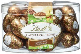 Lindt Cappuccino-Trüffel in weißer Schokolade
