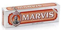 Marvis Zahncreme Ginger Mint (Ingwer-Minze), 85ml