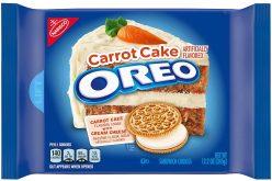 Oreo Carrot Cake with Cream Cheese 345G
