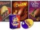 Ostern in Großbrittanien-Riesen-Schokoladeneier von Cadbury-Mars und Nestlé