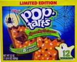 Pop Tarts Spookylicious Frosted Chocolate Fudge 12er