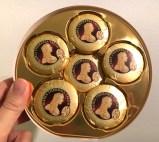 Salzburg Schokolade Maria Theresia Taler